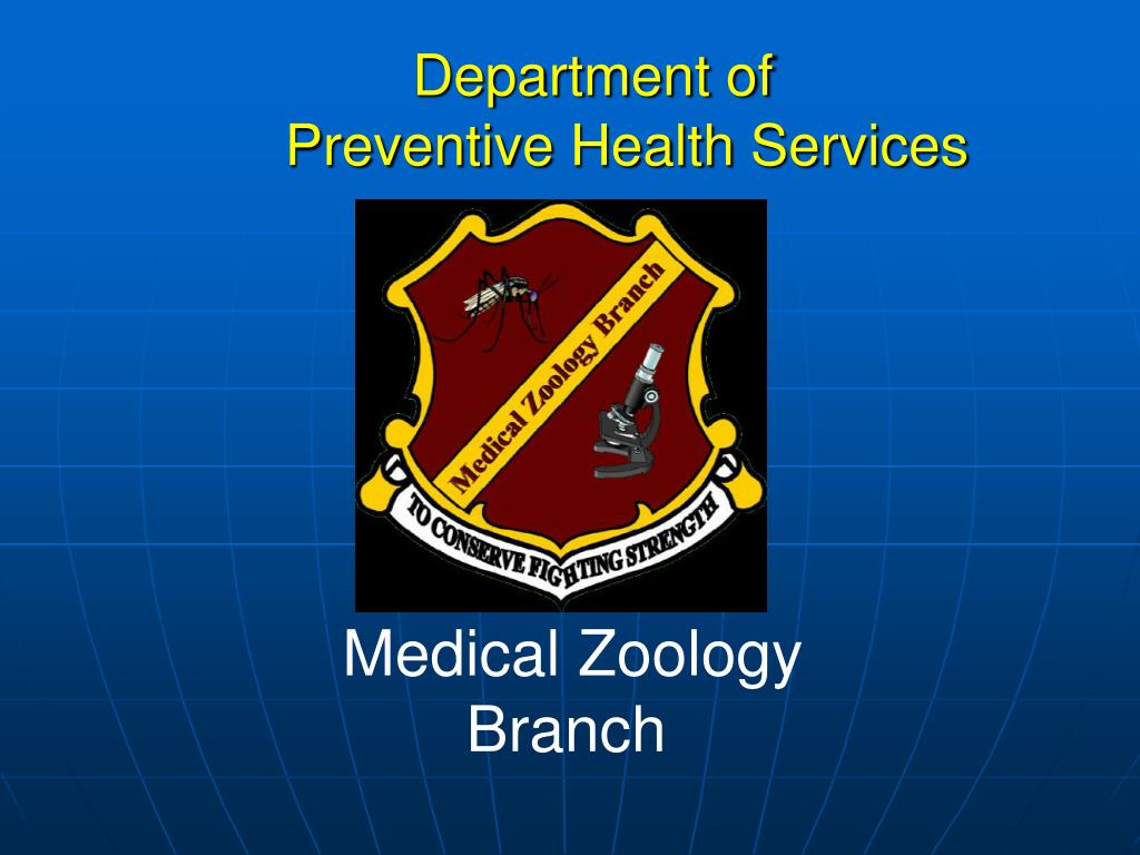department of preventive health services l.