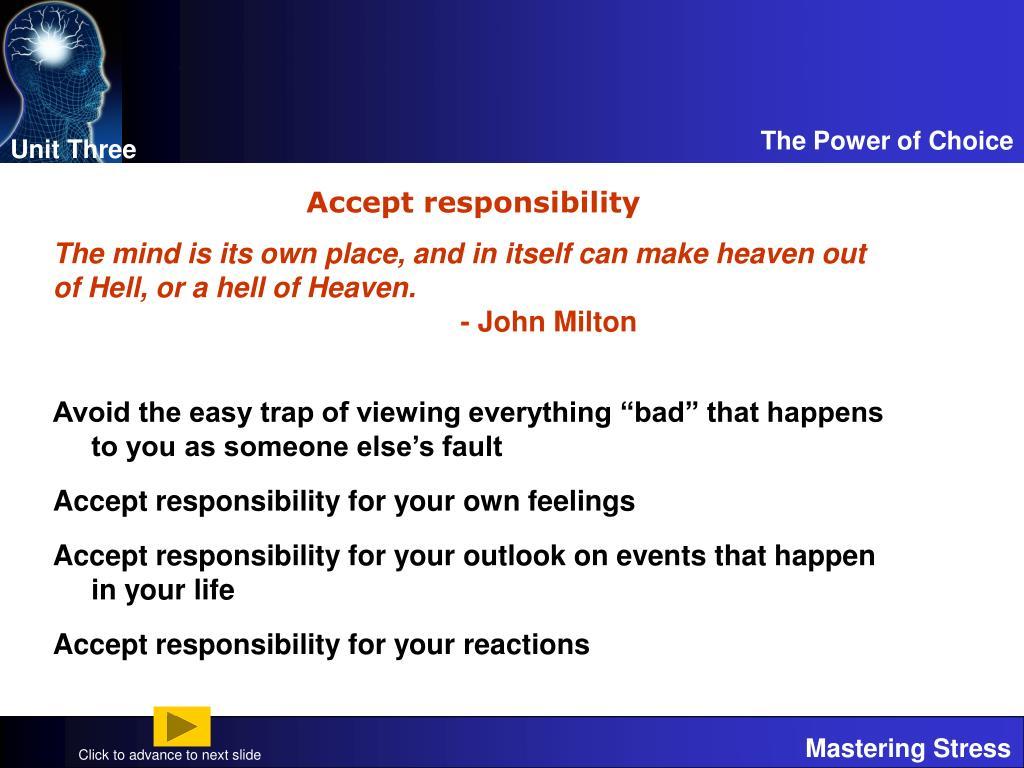 Click to advance to next slide