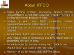 about iffco