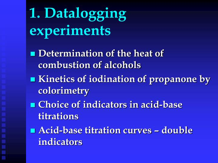 iodination of propanone