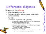 differential diagnosis9