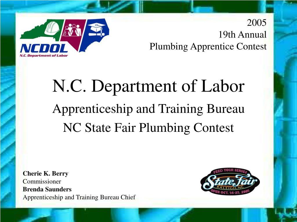 n c department of labor l.
