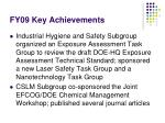 fy09 key achievements3