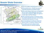 bossier shale overview