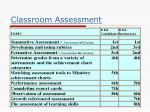 classroom assessment14