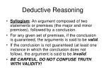 deductive reasoning4