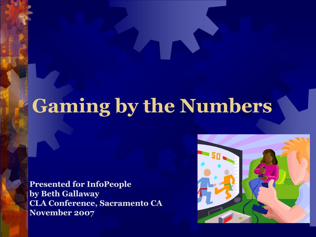 presented for infopeople by beth gallaway cla conference sacramento ca november 2007 l.