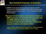 non vertebral fractures a summary60