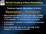 resorption formation