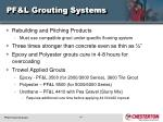 pf l grouting systems57