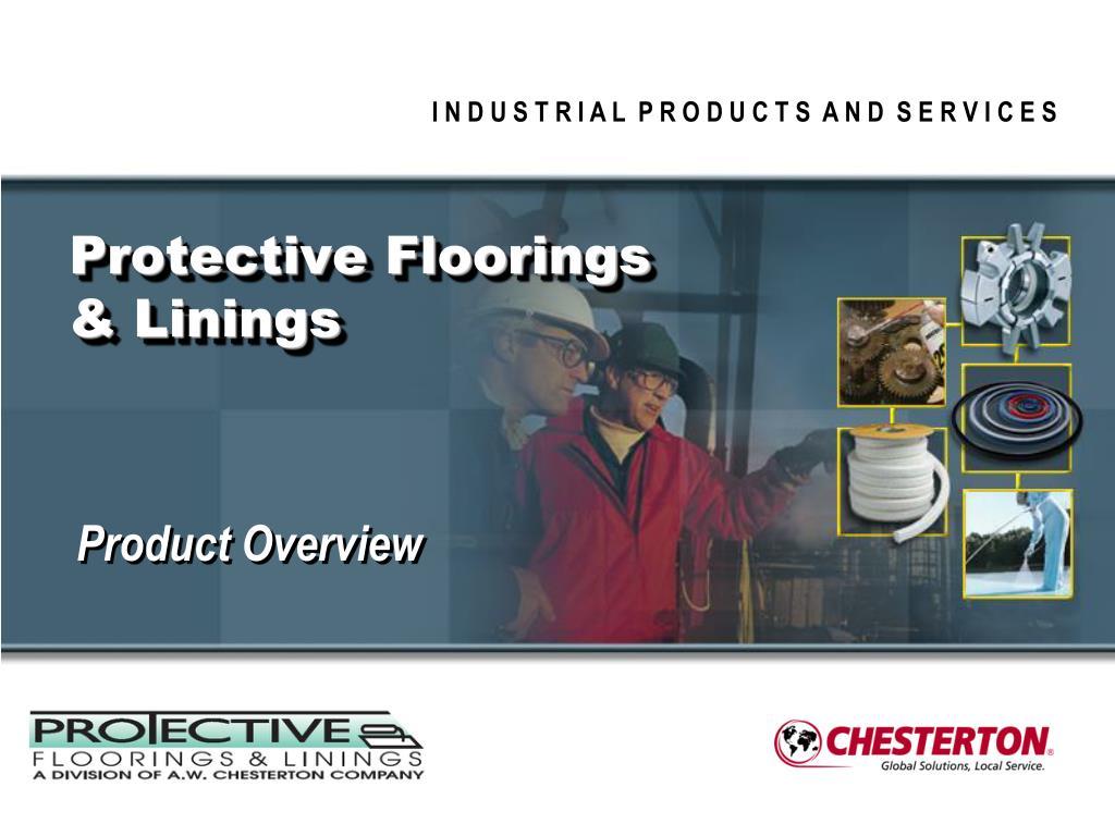 protective floorings linings l.