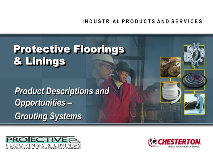 Ppt Protective Floorings Amp Linings Powerpoint