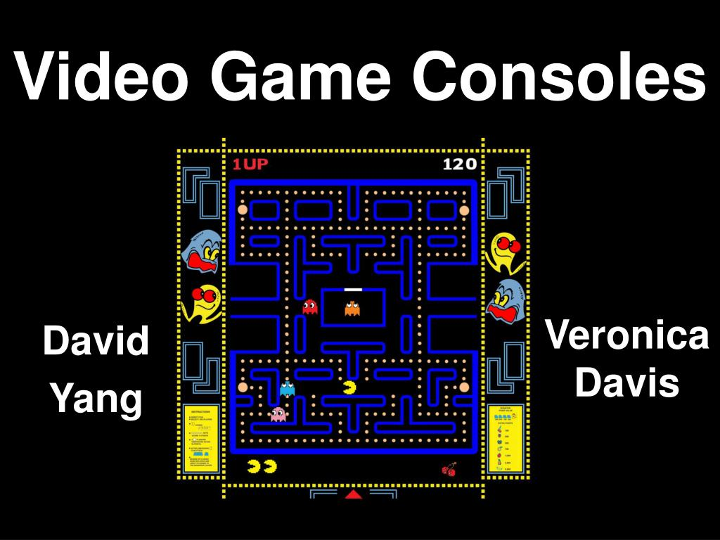 video game consoles l.