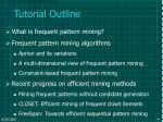 tutorial outline101