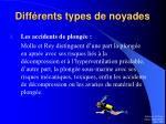 diff rents types de noyades9