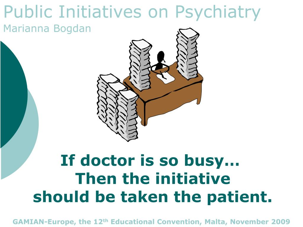 If doctor is so busy…