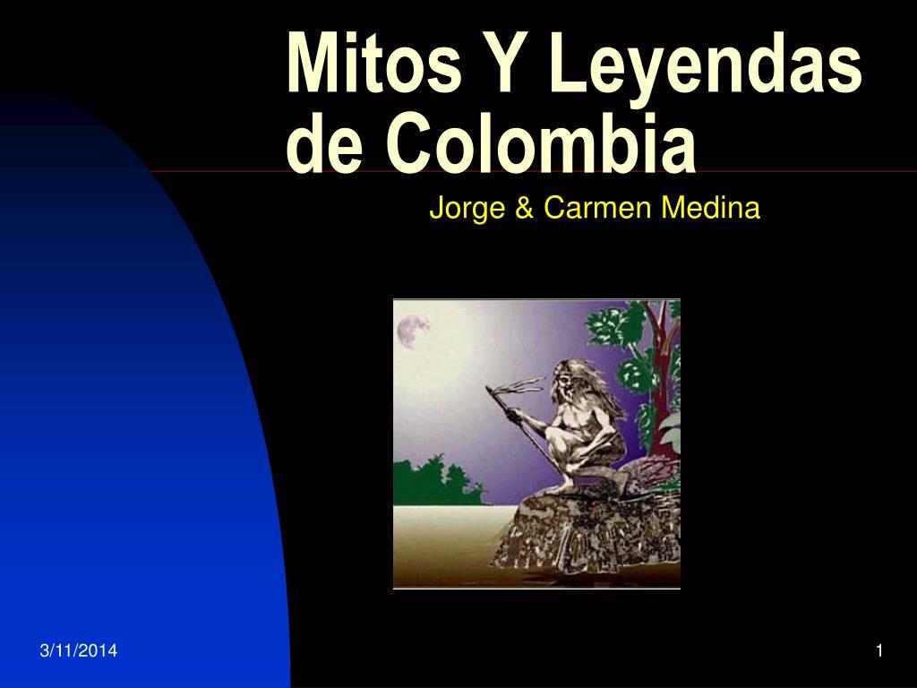 mitos y leyendas de colombia l.