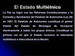el estado multi tnico34