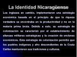 la identidad nicarag ense29