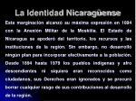 la identidad nicarag ense32