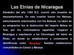 las etnias de nicaragua12