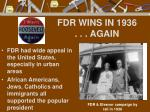 fdr wins in 1936 again