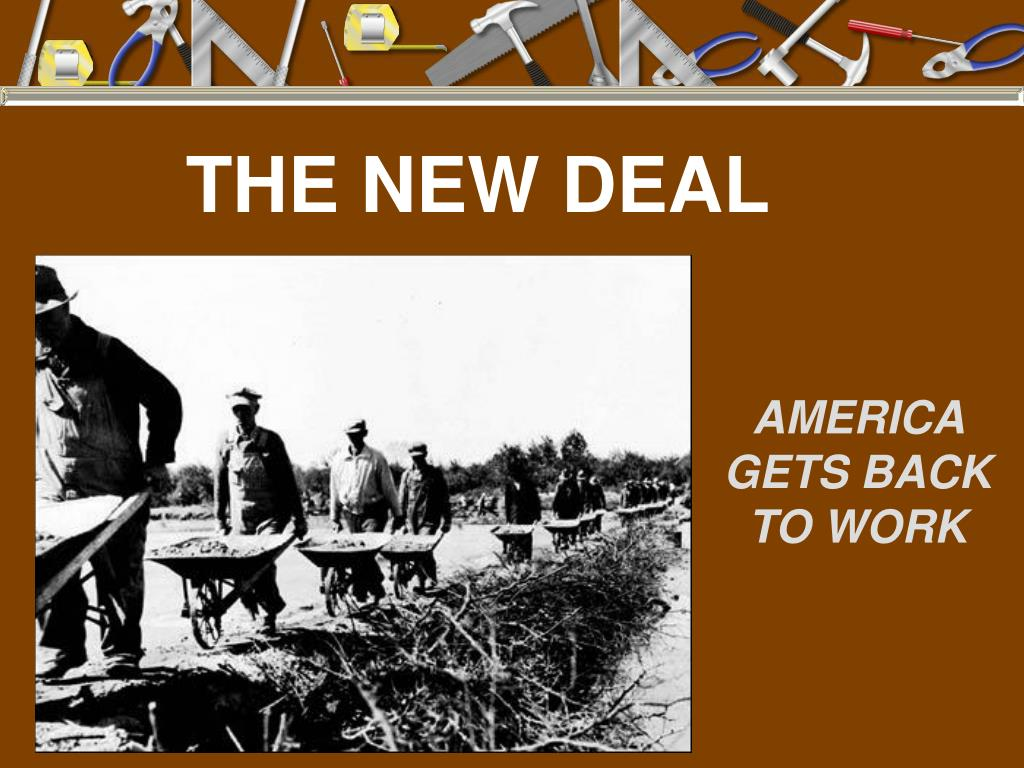 the new deal l.