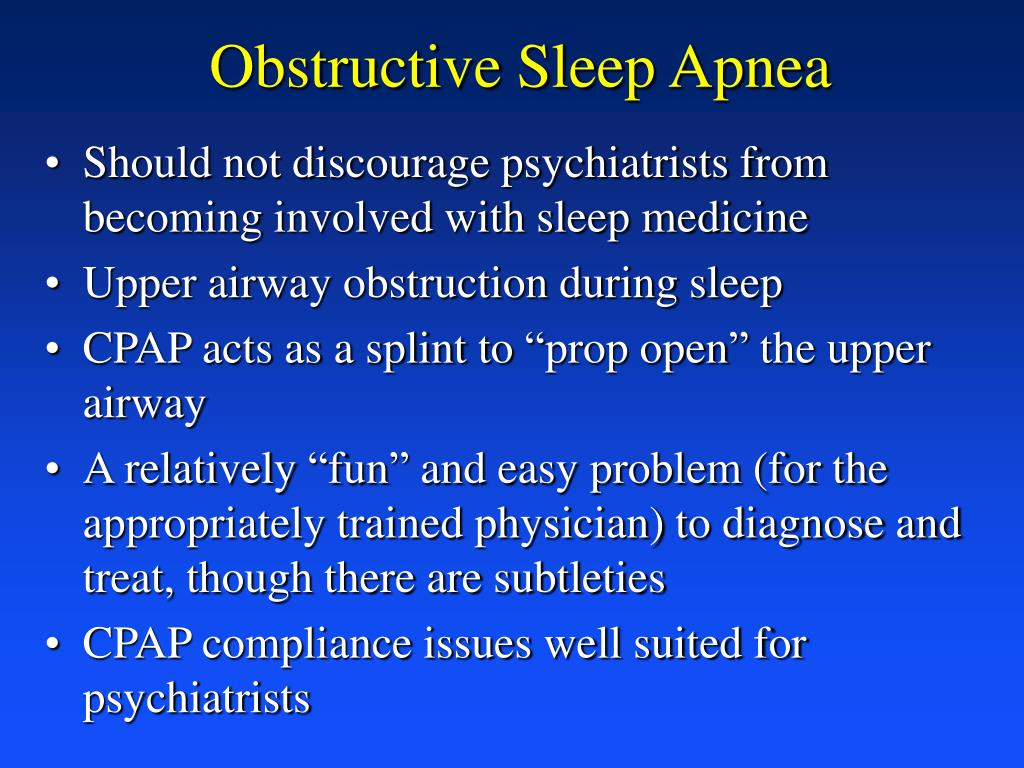 obstructive sleep apnea essay