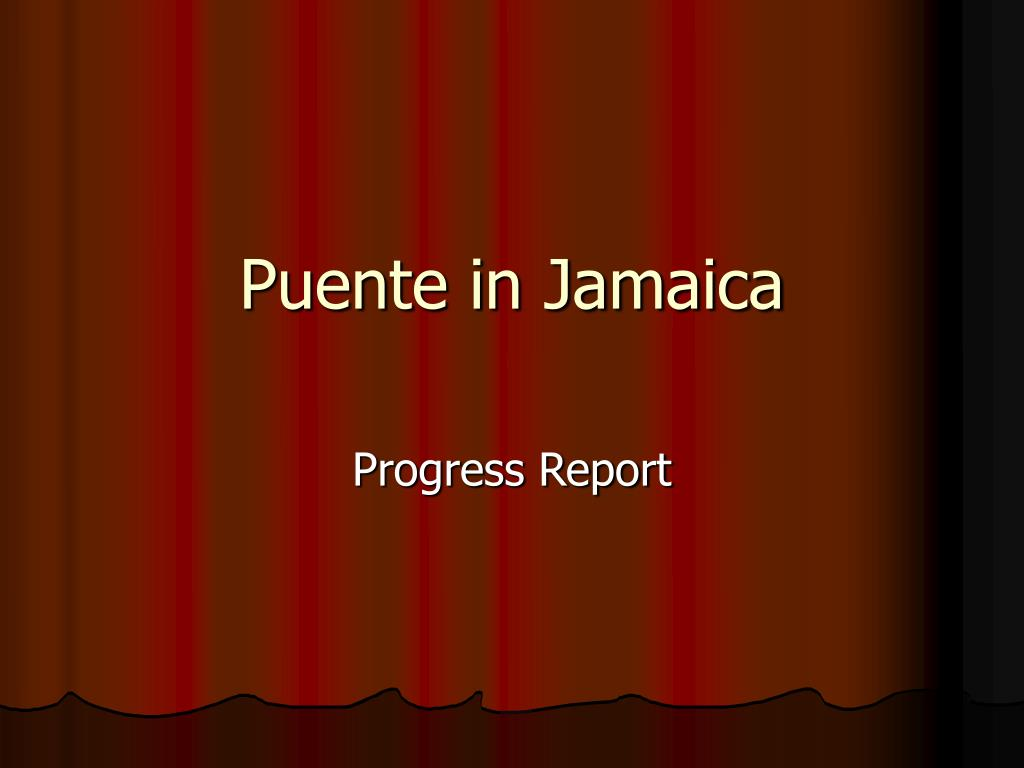 puente in jamaica l.