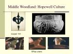 middle woodland hopewell culture