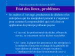 plan de gestion des d chets du btp etat des lieux probl mes7