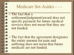 medicare set asides28