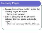 doorway pages49