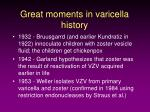 great moments in varicella history12