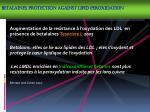 betala nes protection against lipid peroxidation