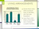 living arrangements18