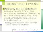 selling to gen x parents28