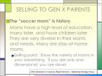 selling to gen x parents29