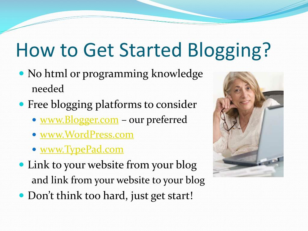 How to Get Started Blogging?