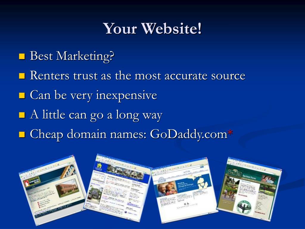 Your Website!