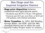 san diego and the imperial irrigation district