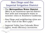san diego and the imperial irrigation district13