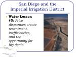 san diego and the imperial irrigation district15