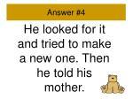 answer 430