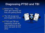 diagnosing ptsd and tbi9