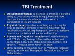 tbi treatment