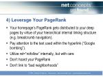 4 leverage your pagerank