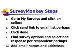 surveymonkey steps94