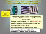 structures de turing dans la r action dioxyde de chlore diiode acide malonique amidon