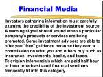 financial media11